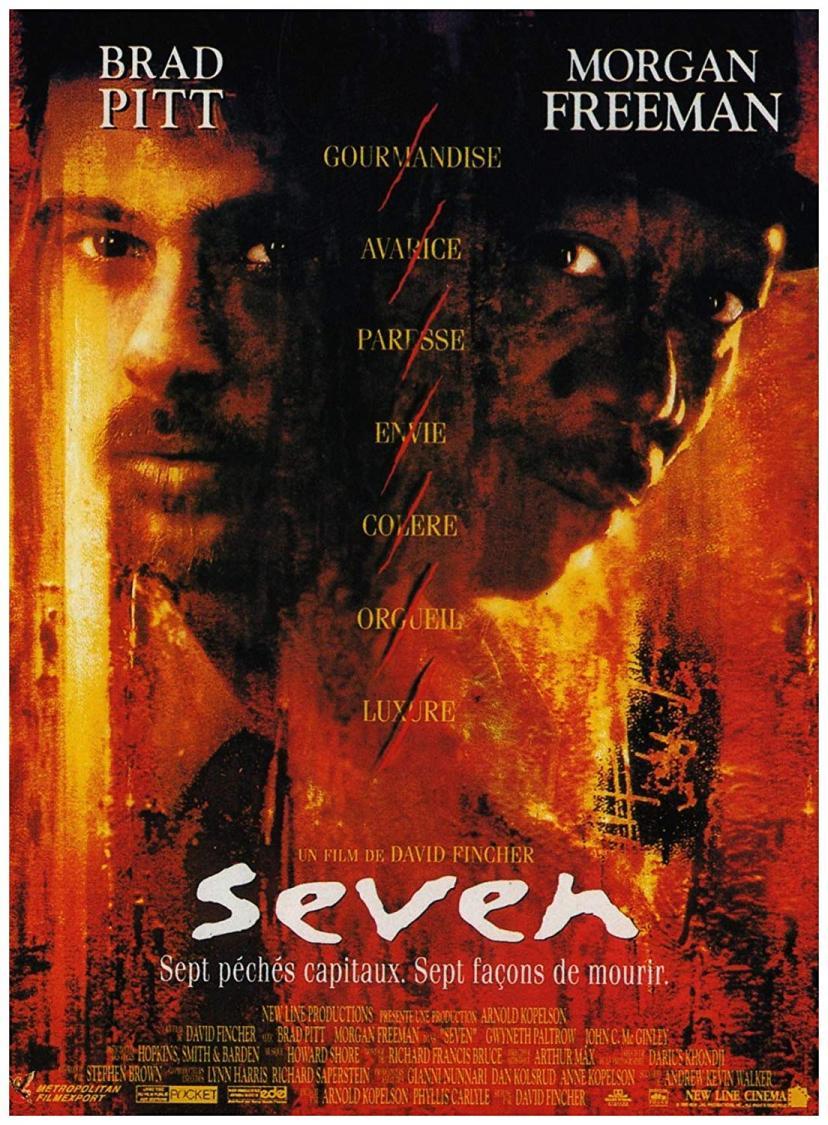 映画 seven セブン