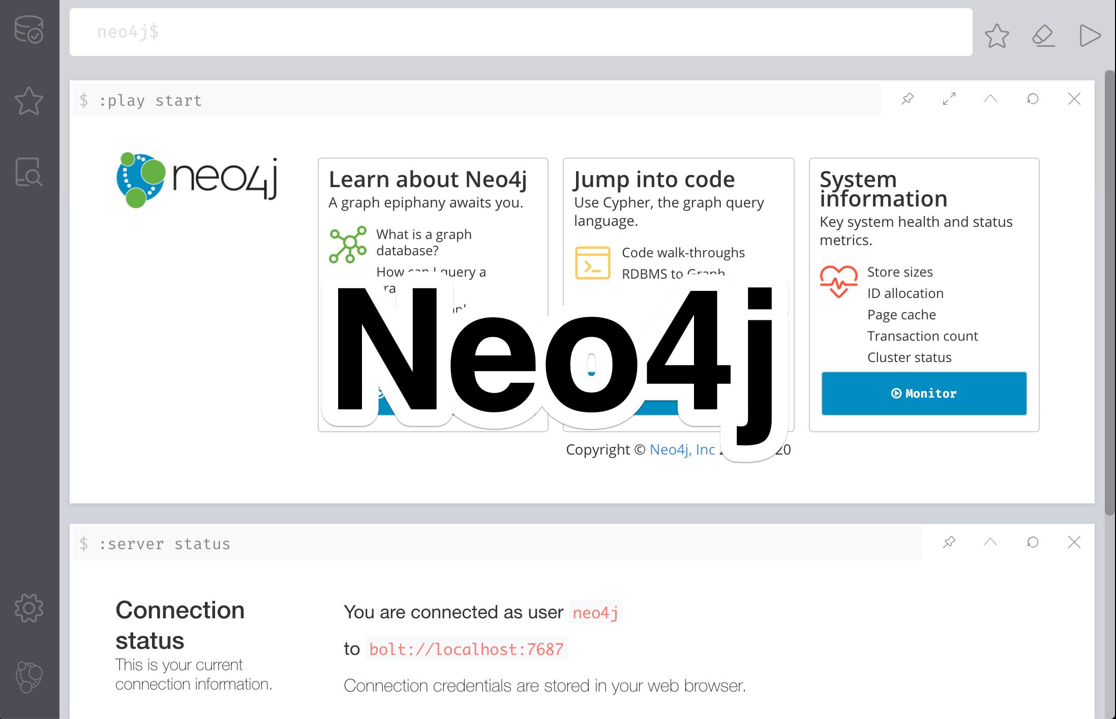 Python Neo4j インストール