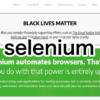 【Python】seleniumでpython.orgの操作をするテストをしてみた