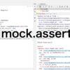 【Python】mockの中身をテストするmock.assert