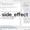 【Python】関数で擬似値をわたせるside_effect