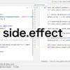 【Python】side_effectはエラーの処理やリストを使った処理もできます