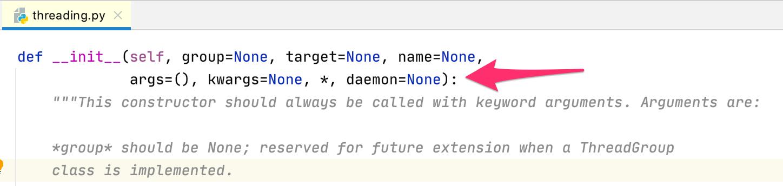Python デーモンスレッドの使い方