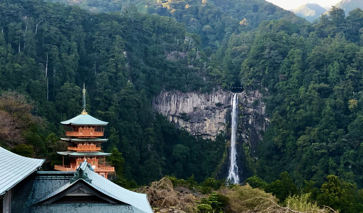 南紀 那智の滝