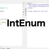 【Python】Enumがよリ便利に使えるintEnum