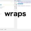【functools】デコレーターを使った時にdocstringの表示を操作できるwraps