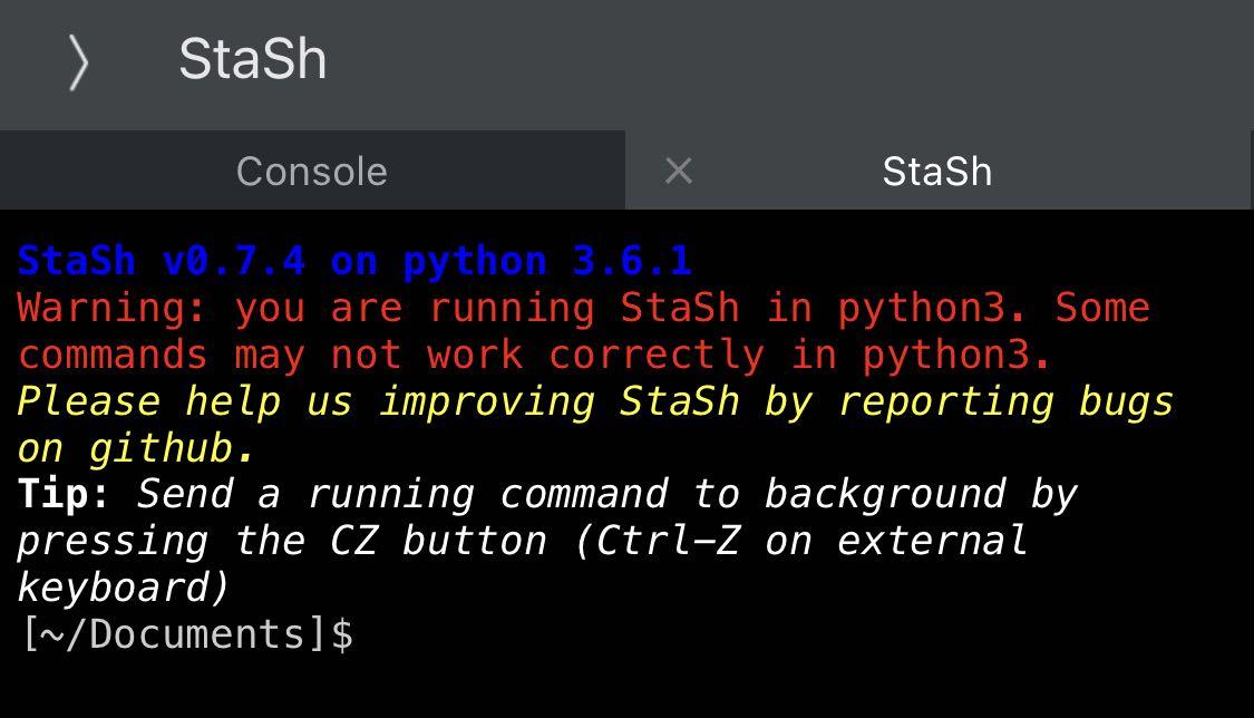 PythonistaとGitHubの連携