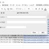 入力フォームから値を取得して、Google検索結果をスプレッドシートに書き出すプログラム
