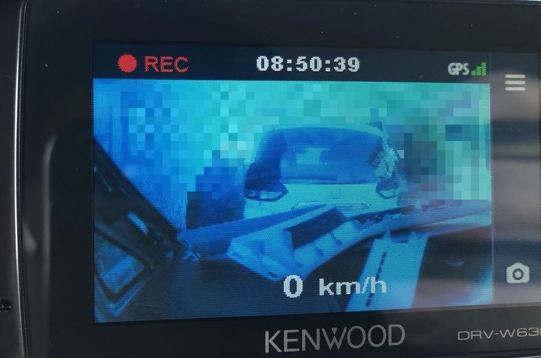 ドライブレコーダー DRV-W630